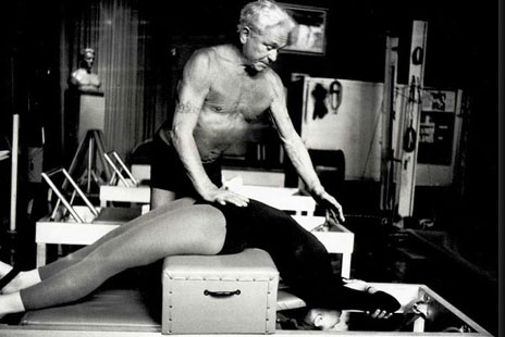 short box w joe pilates