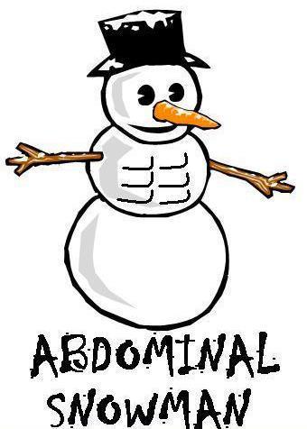 ab-snowman